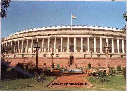 In Parliament Published Information (நாடாளுமன்றத்தில் வெளியிடப்பட்டத் தகவல்கள்)