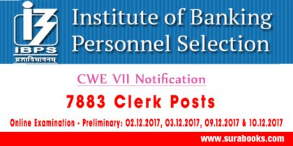 IBPS RRB CWE Prelims Result 2017 Released For Officer Scale I; Main Exam In November