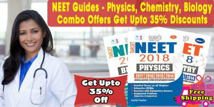 Latest NEET Exam Study Materials Free Download – Physics,Chemistry,Biology